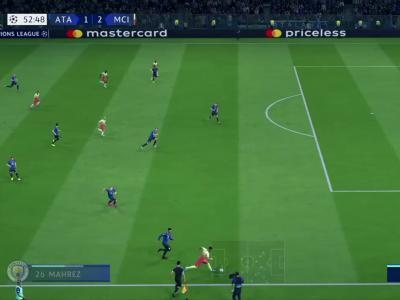 Atalanta Bergame - Manchester City : notre simulation FIFA 20