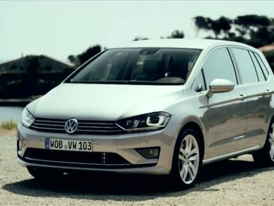 vid o essai volkswagen golf sportsvan. Black Bedroom Furniture Sets. Home Design Ideas