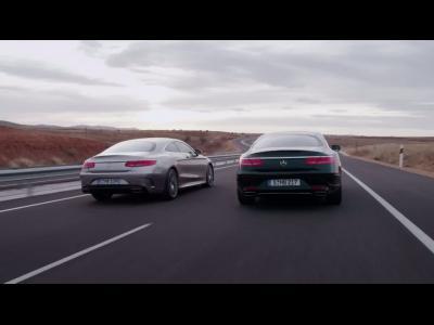 La Mercedes Classe S Coupé en détails sur cette vidéo