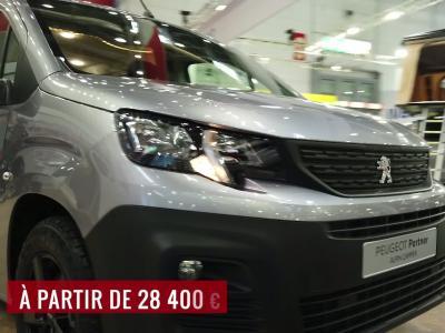 Peugeot Partner Alpin Camper : le van aménagé en vidéo