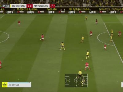 Borussia Dortmund - 1. FSV Mayence 05 : notre simulation FIFA 20 (Bundesliga - 32e journée)