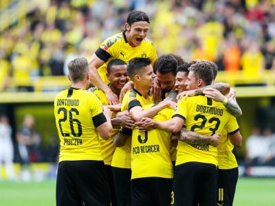 Borussia Dortmund - Augsbourg : le résumé et les buts de la rencontre