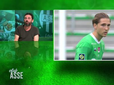 ASSE : l'edito de Laurent Hess sur la recrue Rétsos