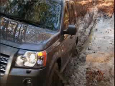 Land Rover LR2 HSE modele 2008