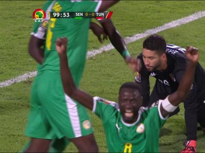 CAN 2019 / Sénégal - Tunisie : la boulette d'Hassen qui entraîne le but du Sénégal