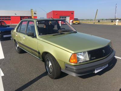 40 ans du turbo : Renault 18 Turbo