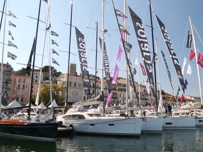 #3 Voiliers | Cannes Yachting Festival 2016