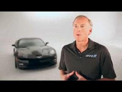 La Chevrolet Corvette 2012 plus aboutie que jamais