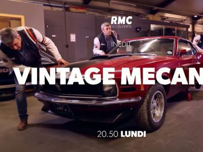 Vingtage Mecanic : bande-annonce de l'émission du 4 février