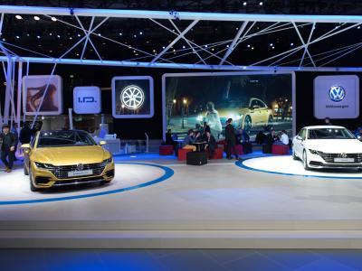 Salon de Genève 2018 : la conférence Volkswagen en direct