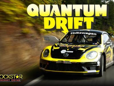 Quantum Drift : Tanner Foust sait faire drifter tout et n'importe quoi