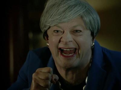 Brexit : Gollum reprend du service en parodiant Theresa May