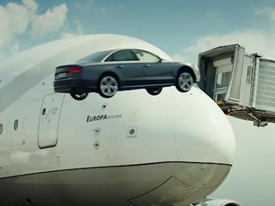 L'Audi A8 reprend du service à l'affiche du prochain Transporteur