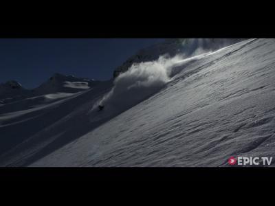 Avalanche : une course poursuite à ski
