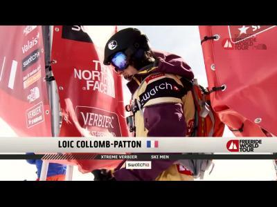 Freeride World Tour 2014 - Finale ski