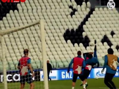 Ligue des Champions : Ronaldo avait préparé son but