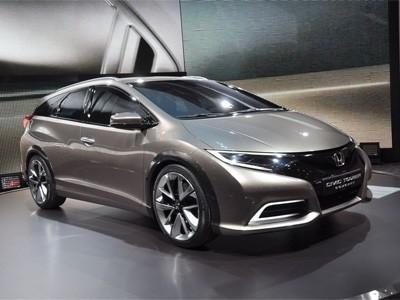 Genève 2013 : Honda Civic Sport Wagon Concept