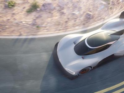 Volkswagen ID R Pikes Peak : la présentation en direct