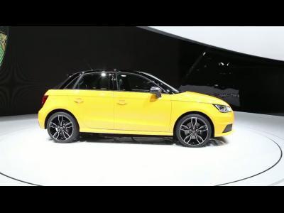 Genève 2014 : Audi S1