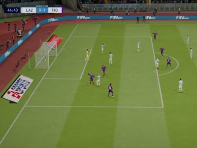 Lazio Rome - Fiorentina sur FIFA 20 : résumé et but (Serie A - 27e journée)