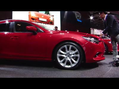 Mazda 6 Wagon - Mondial 2012