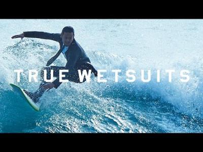 Vidéos : Costume pour surfer