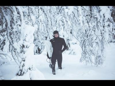 Cold Water Surf avec Freddie Meadows
