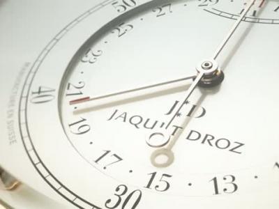 Vidéos : Jaquet Droz, le nouveau visage de la Grande Seconde Quantième