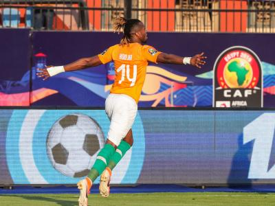 CAN 2019 / Côte d'Ivoire - Afrique du Sud : le but de Kodjia en vidéo