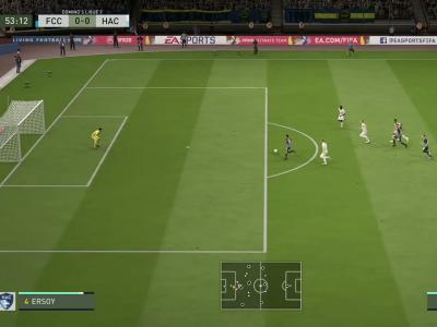 FC Chambly Oise - Le Havre FC : notre simulation FIFA 20 (L2 - 37e journée)