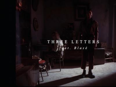 Agoria feat Blasé - 3 Letters