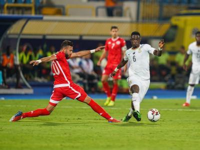 CAN 2019 : Ghana - Tunisie : l'ouverture du score de Khenissi