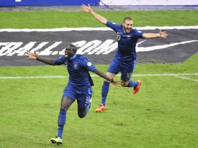 Le souvenir du jour : il y a 6 ans, la France battait l'Ukraine 3-0 et filait à la Coupe du Monde
