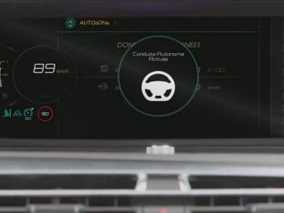 La voiture autonome de PSA en approche