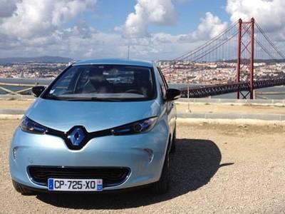 Essai Renault Zoé