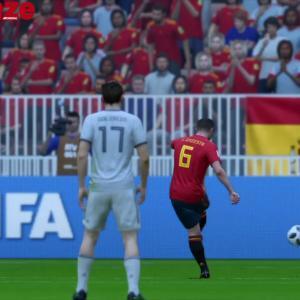 Espagne - Russie : notre simulation sur FIFA 18