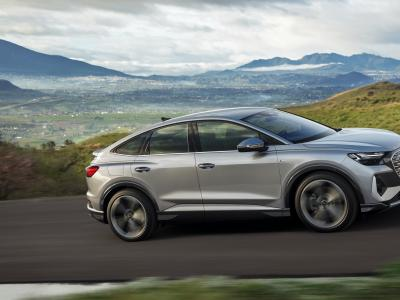 Audi Q4 e-tron & Q4 Sportback e-tron : les SUV compacts en vidéo