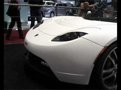 Reportage Brabus Tesla Roadster
