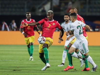 Algérie - Guinée : les buts et le résumé de la rencontre