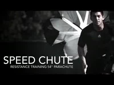 Un parachute pour vous entrainer à accélérer