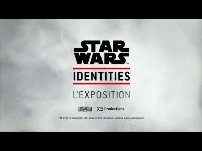 L'exposition Star Wars Identities