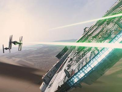 Star Wars VII, premier teaser