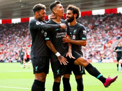 Southampton-Liverpool : les buts et le résumé de la rencontre