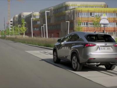 Essai Lexus NX300h