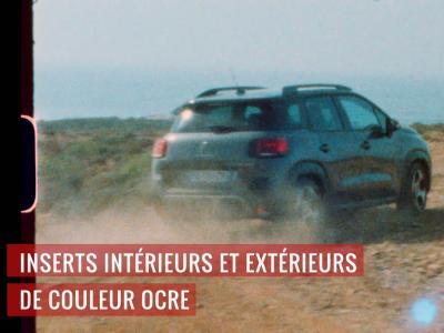 Citroën C3 Aircross Rip Curl : le SUV en vidéo