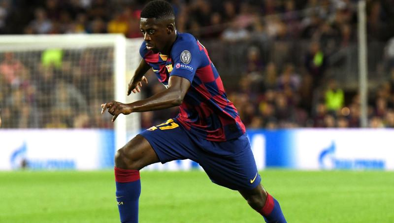 FC Barcelone : la saison 2019 / 2020 d'Ousmane Dembélé en chiffres
