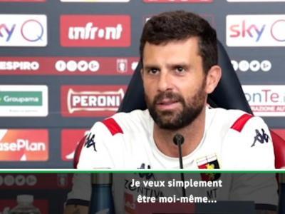 "Genoa - Thiago Motta : ""Je veux juste faire du Thiago Motta"""