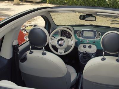 Fiat 500 Anniversario : une série spéciale très rétro pour les 60 ans