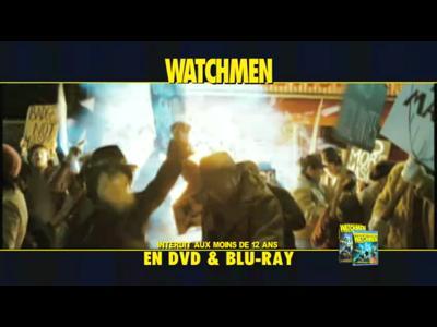 Watchmen en DVD - Bande Annonce