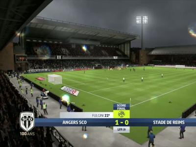 Angers - Reims : notre simulation FIFA 20 (L1 - 3e journée)